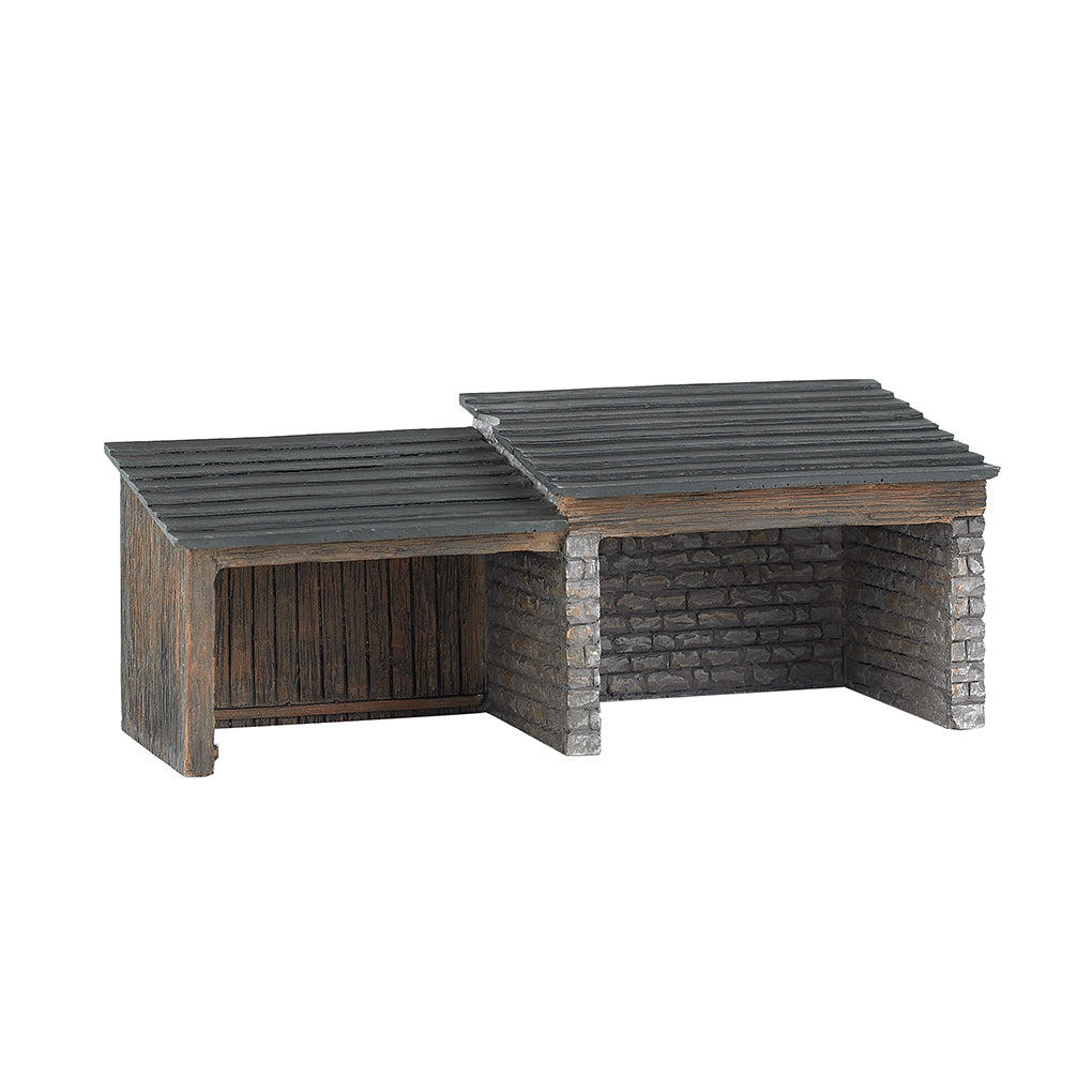 HO Scale: Thomas & Friends™ - Storage Shed