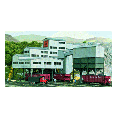 N Scale: New River Mining Company - Kit