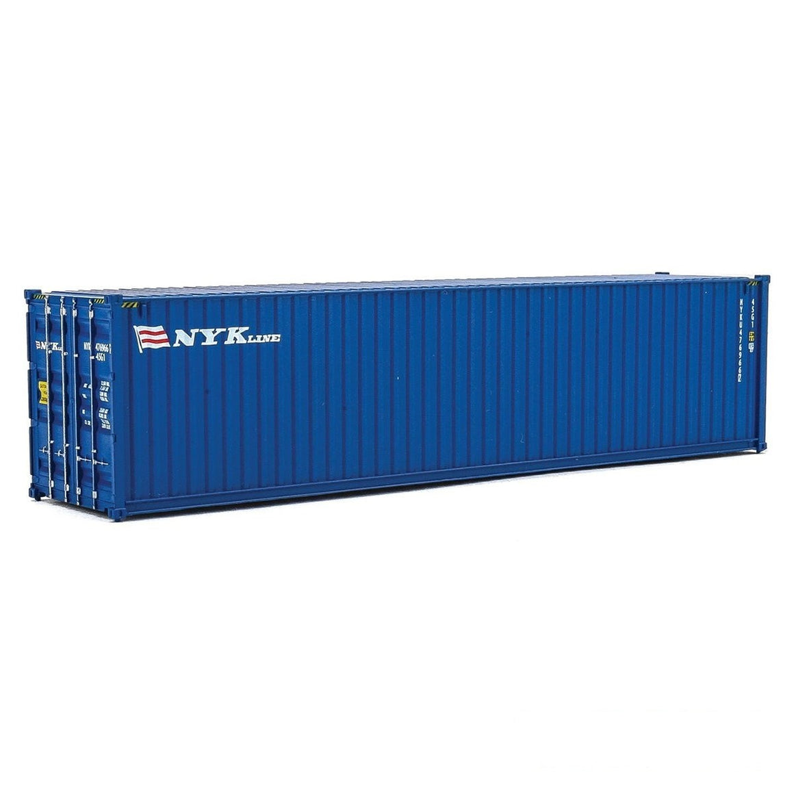 HO Scale: 40' Hi Cube Corrugated Container - NYK Lines