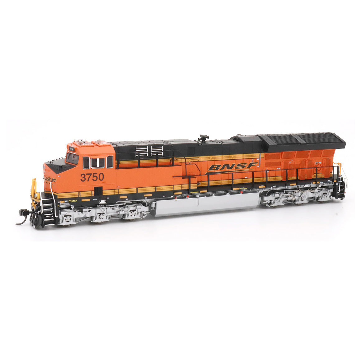 HO Scale: GE ET44 Tier 4 GEVO - DCC Equipped - BNSF 'ET44C4'