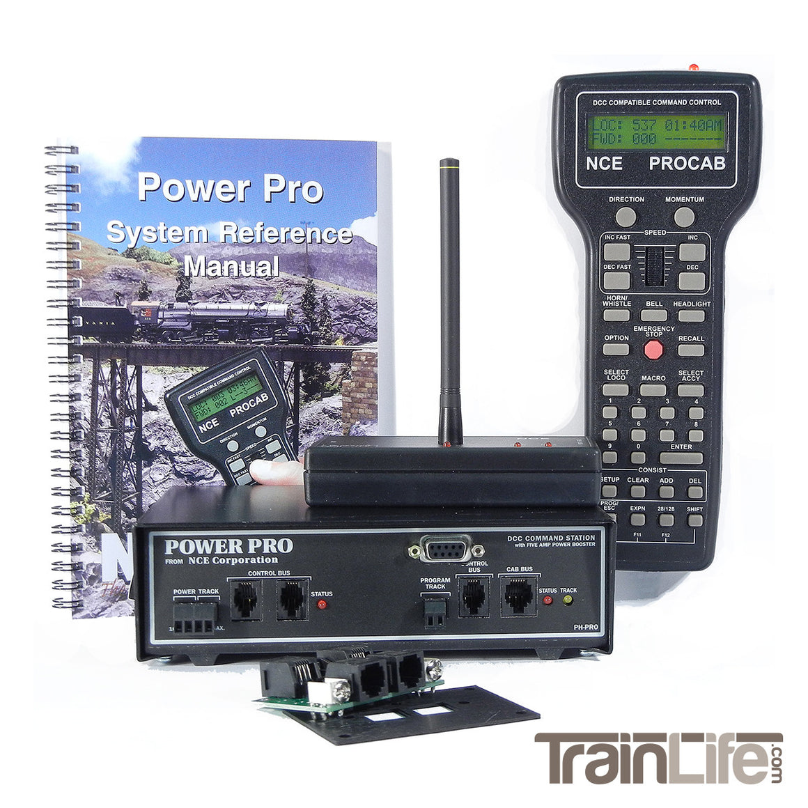 PH-PRO-R Wireless 5 amp Starter Set