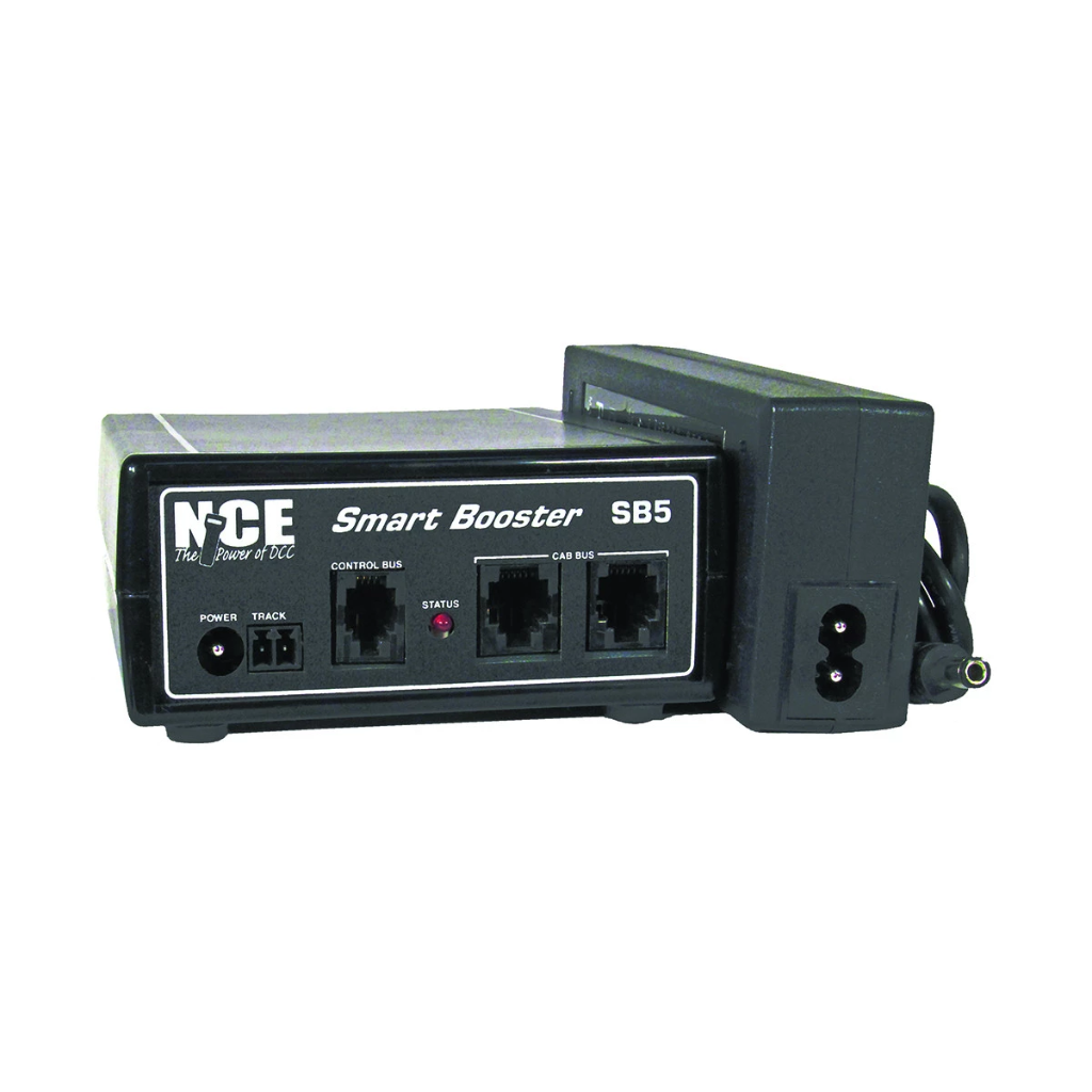 SB5 Smart Booster with International Power Supply