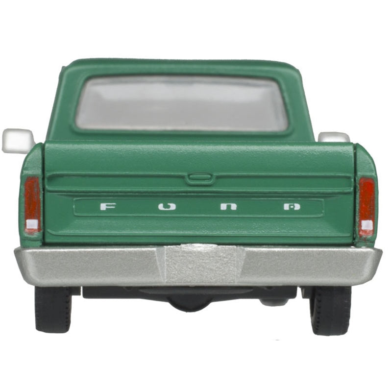 HO Scale: 1973 Ford F-100 Pickup Truck - PC