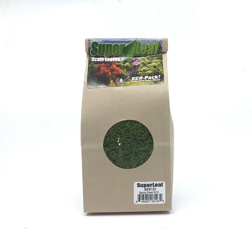 SuperLeaf Scale Model Leaf Flake - 24oz ECO-Pak