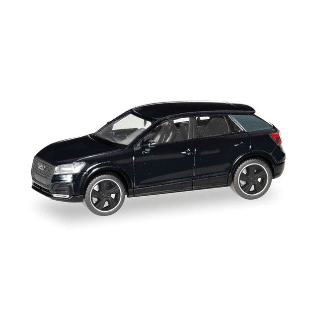 HO Scale: Audi Q2 - Black Edition