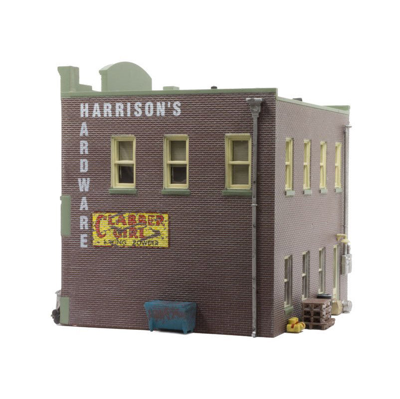 N Scale: Harrison's Hardware