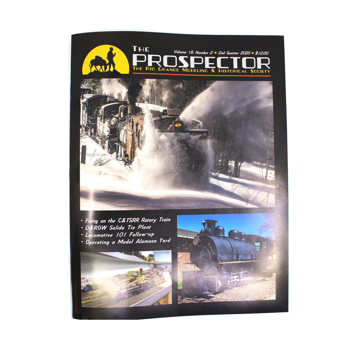 Magazine: The Prospector - 2nd Quarter 2020
