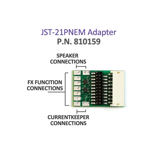 Decoder: JST-21PNEM Adapter