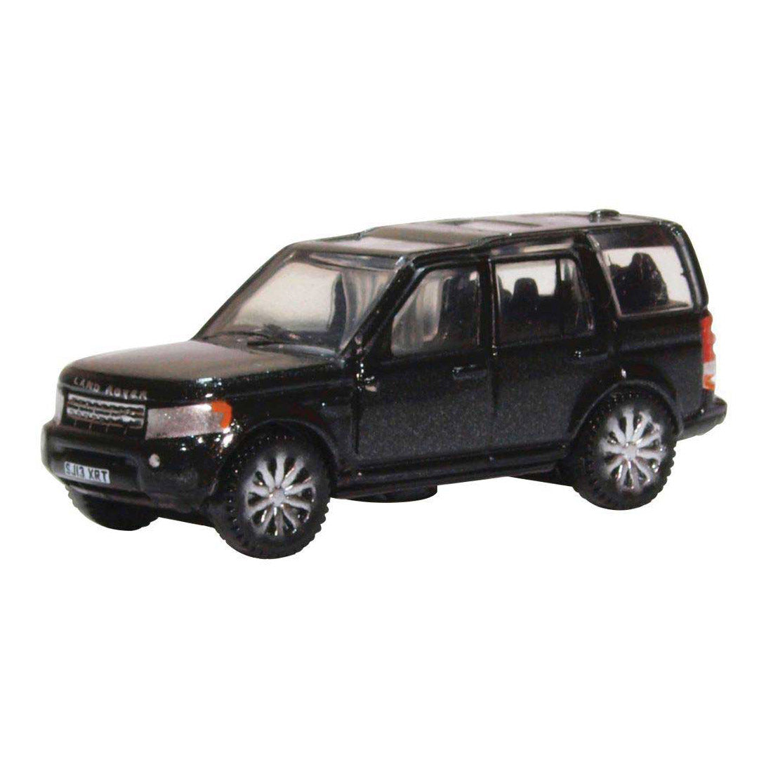 N Scale: Land Rover Discovery - Santorini Black
