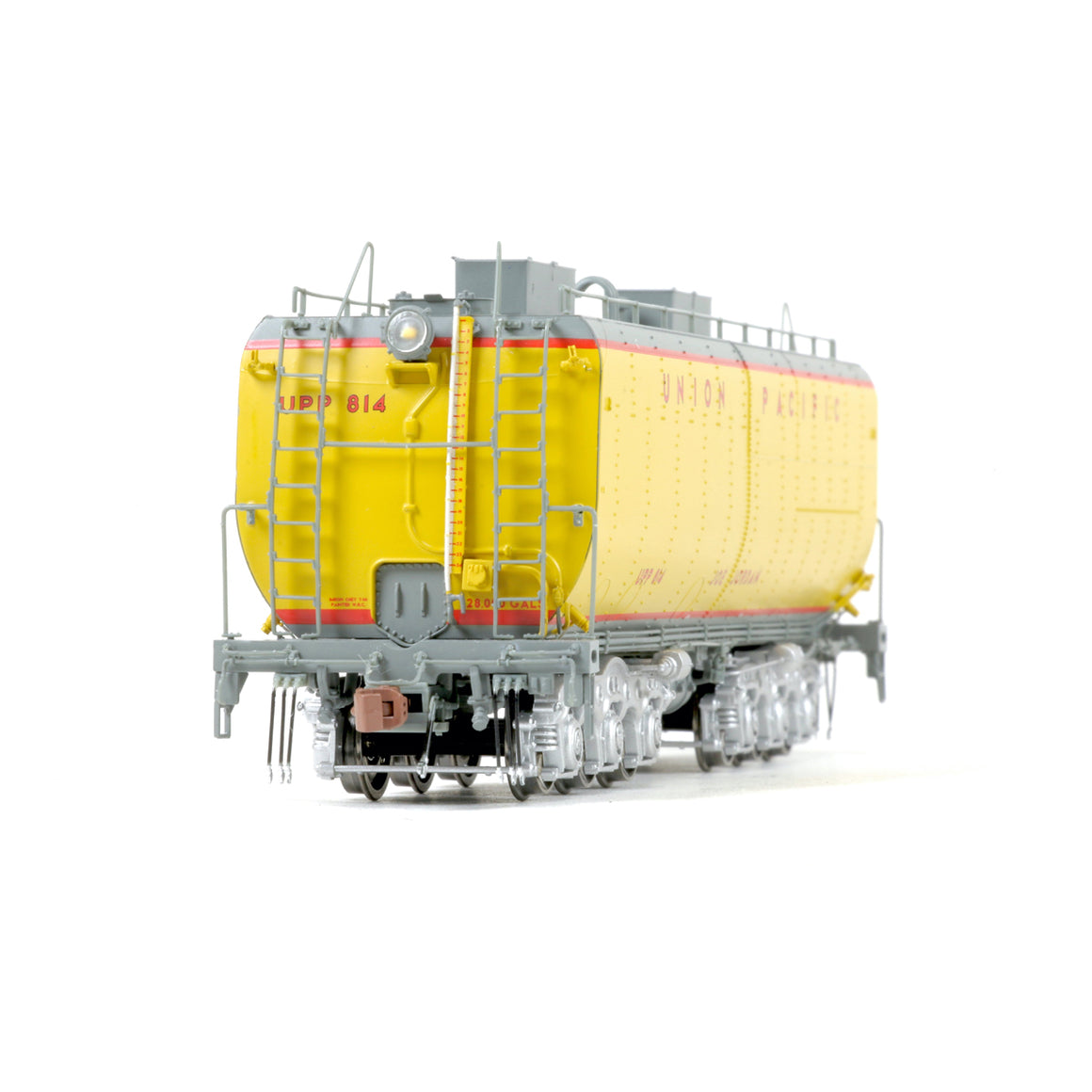 HO Scale: Rivet Counter: Union Pacific 24C Fuel Tender - UPP 814 - Joe Jordan
