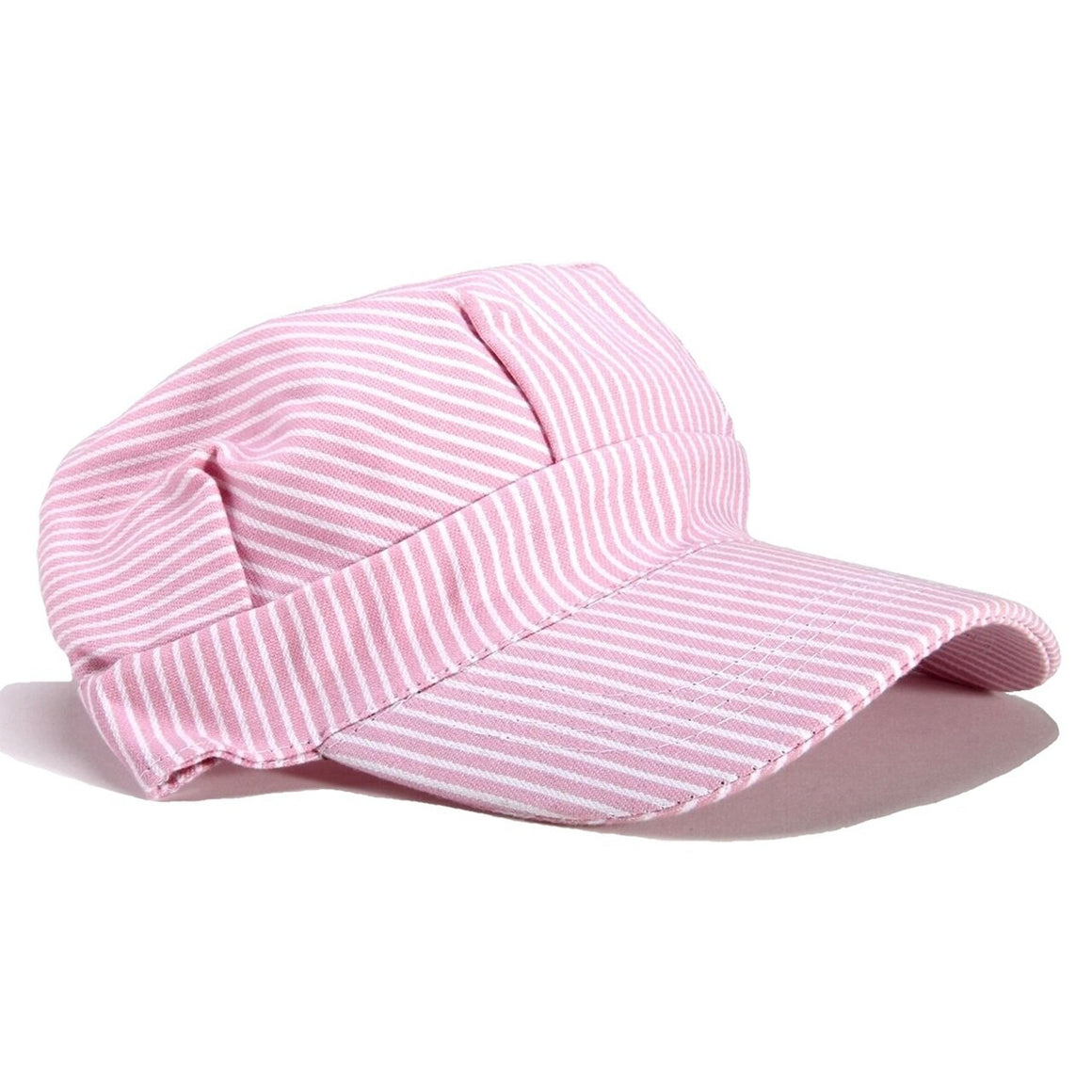 Hat: Adult Engineer Cap - Pink