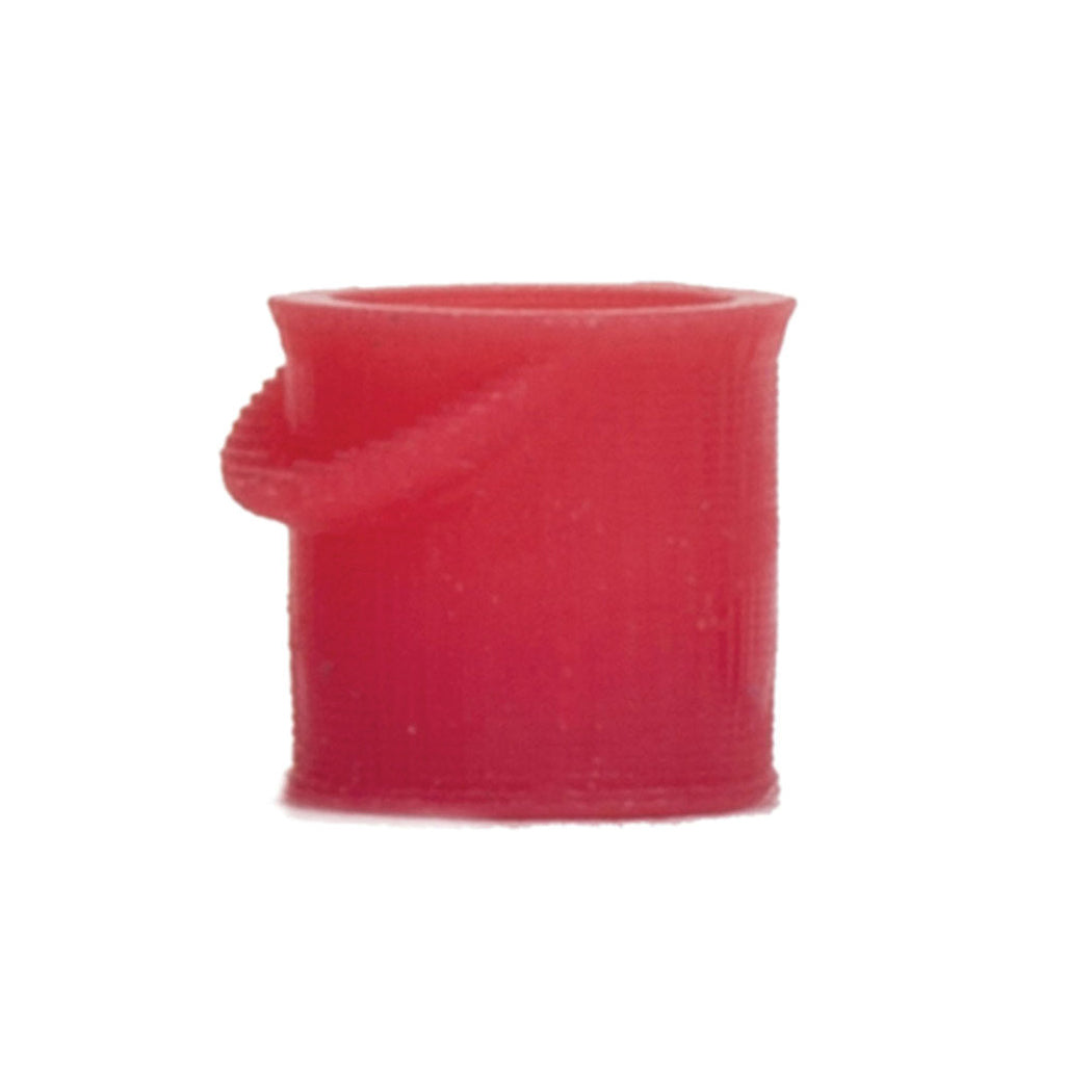 HO Scale: Red Fire Bucket - 10 Pack