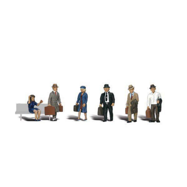 HO Scale: Travelers