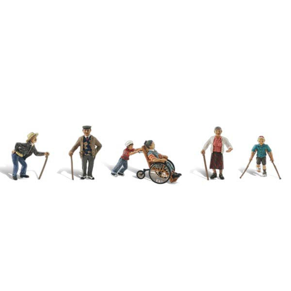 HO Scale: Physically Challenged