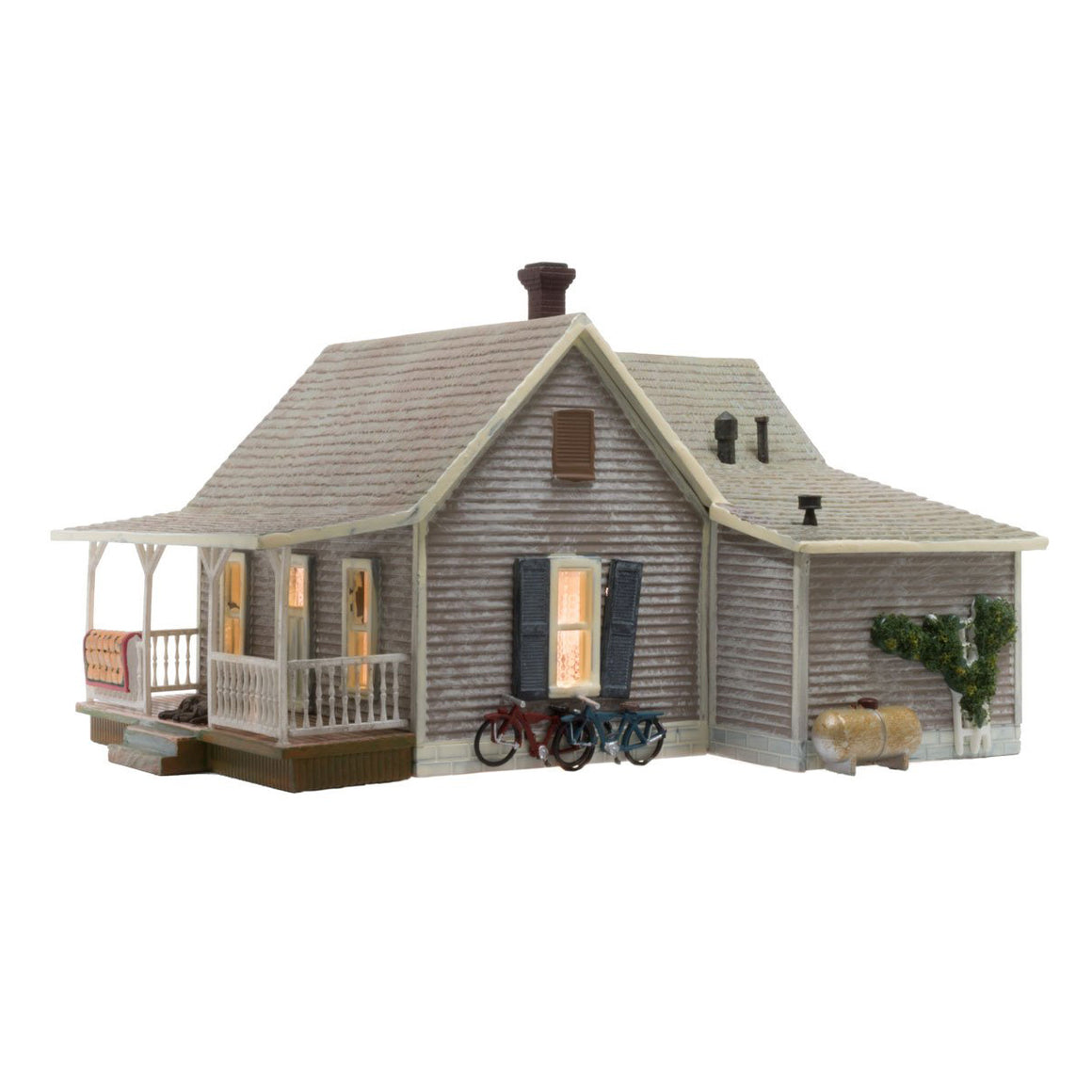 N Scale: Old Homestead