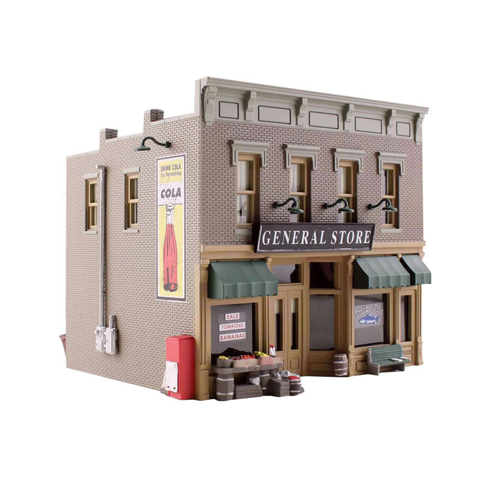 HO Scale: Lubener's General Store