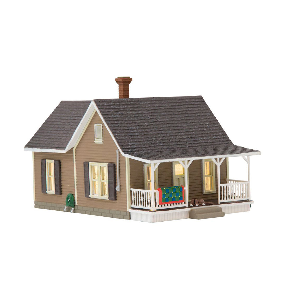 HO Scale: Granny's House