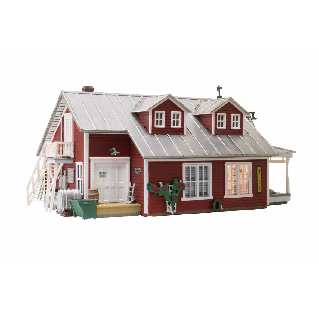 HO Scale: Country Store Expansion