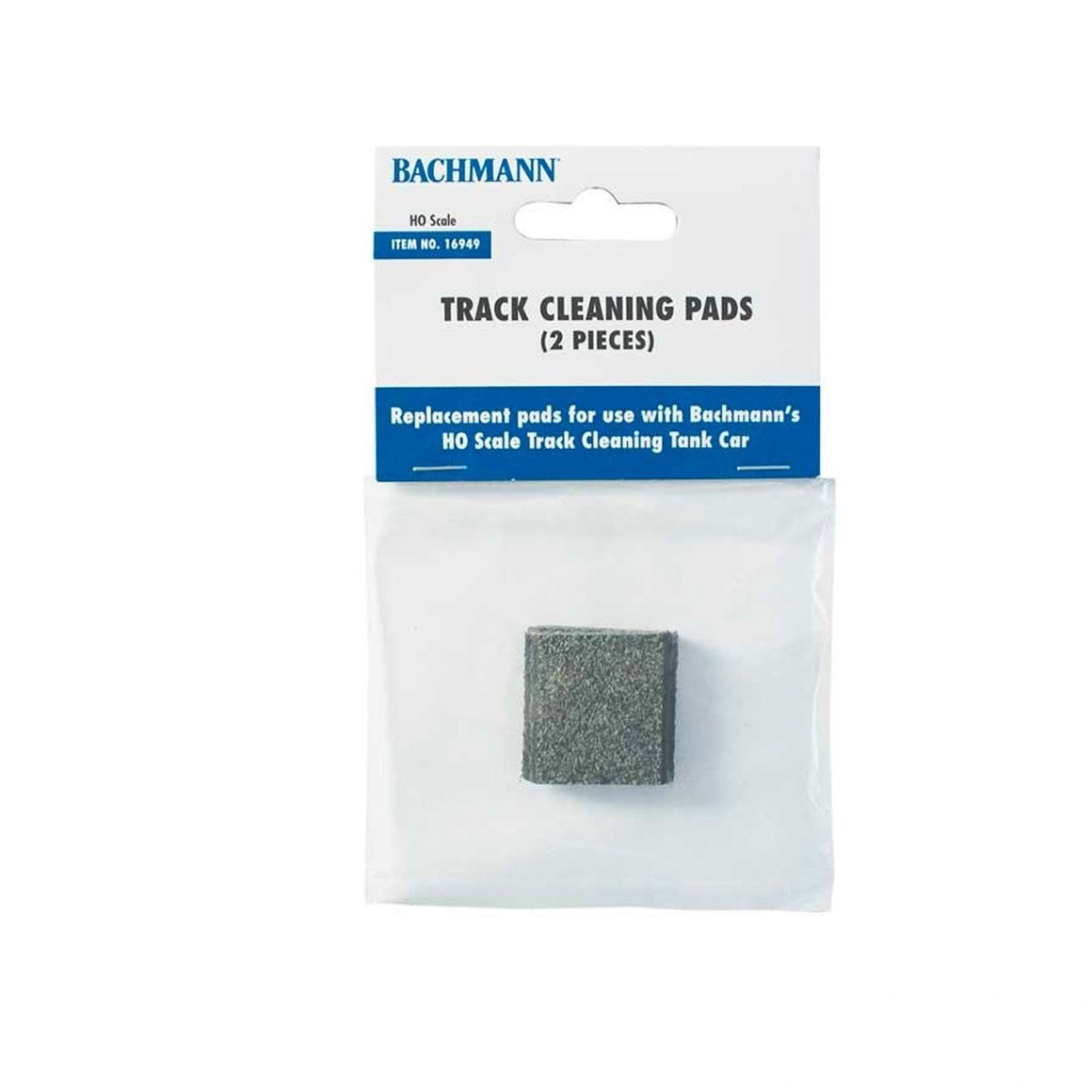 HO Scale: 40' Track Cleaning Boxcar Replacement Pads