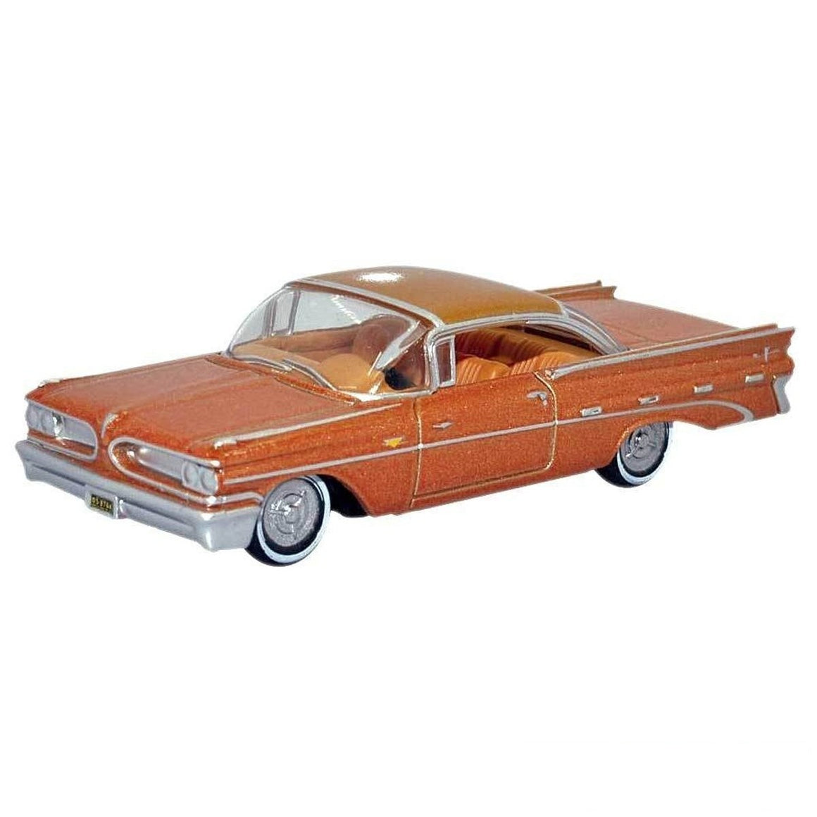 HO Scale: 1959 Pontiac Bonneville - Copper