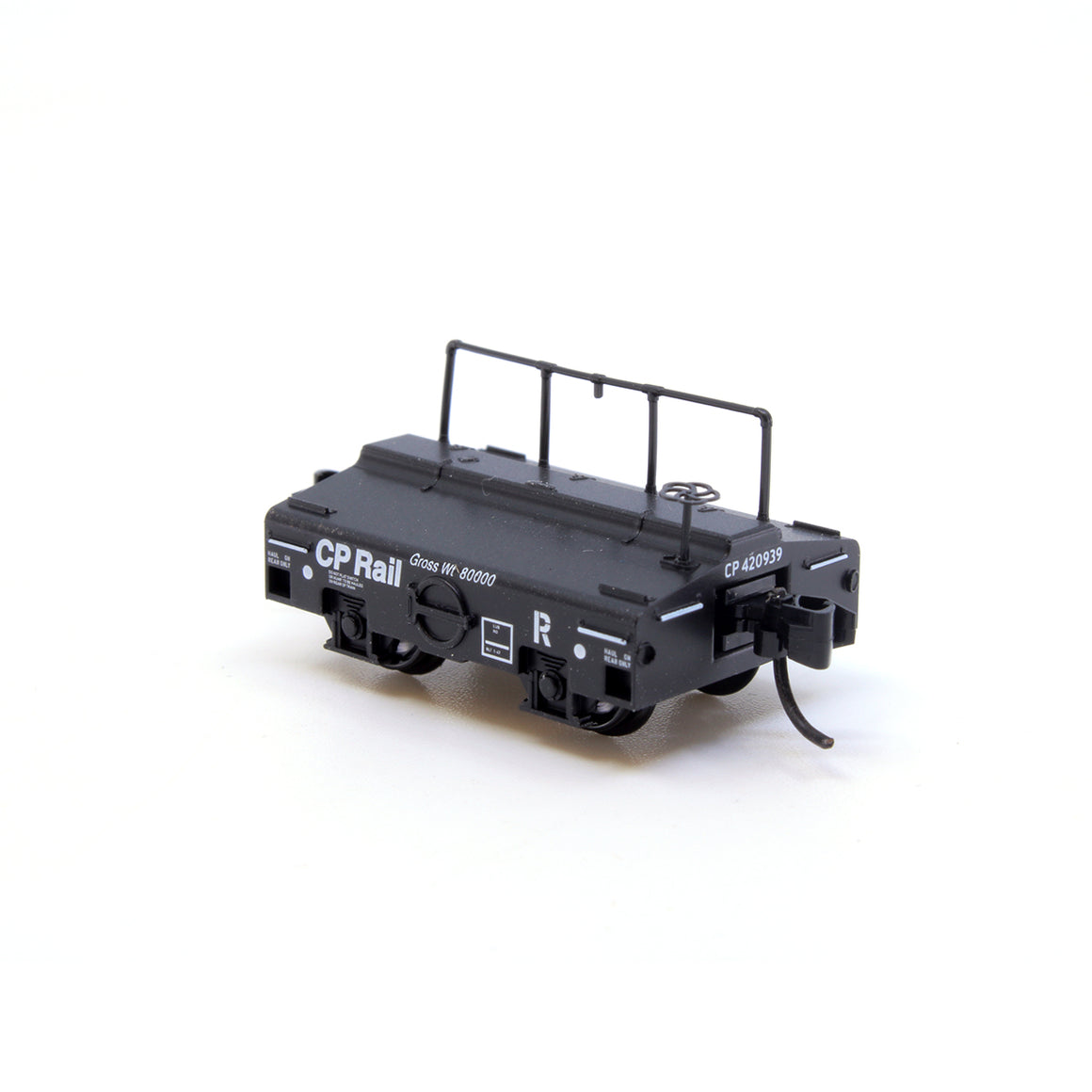 N Scale: Scale Test Car - CP Rail