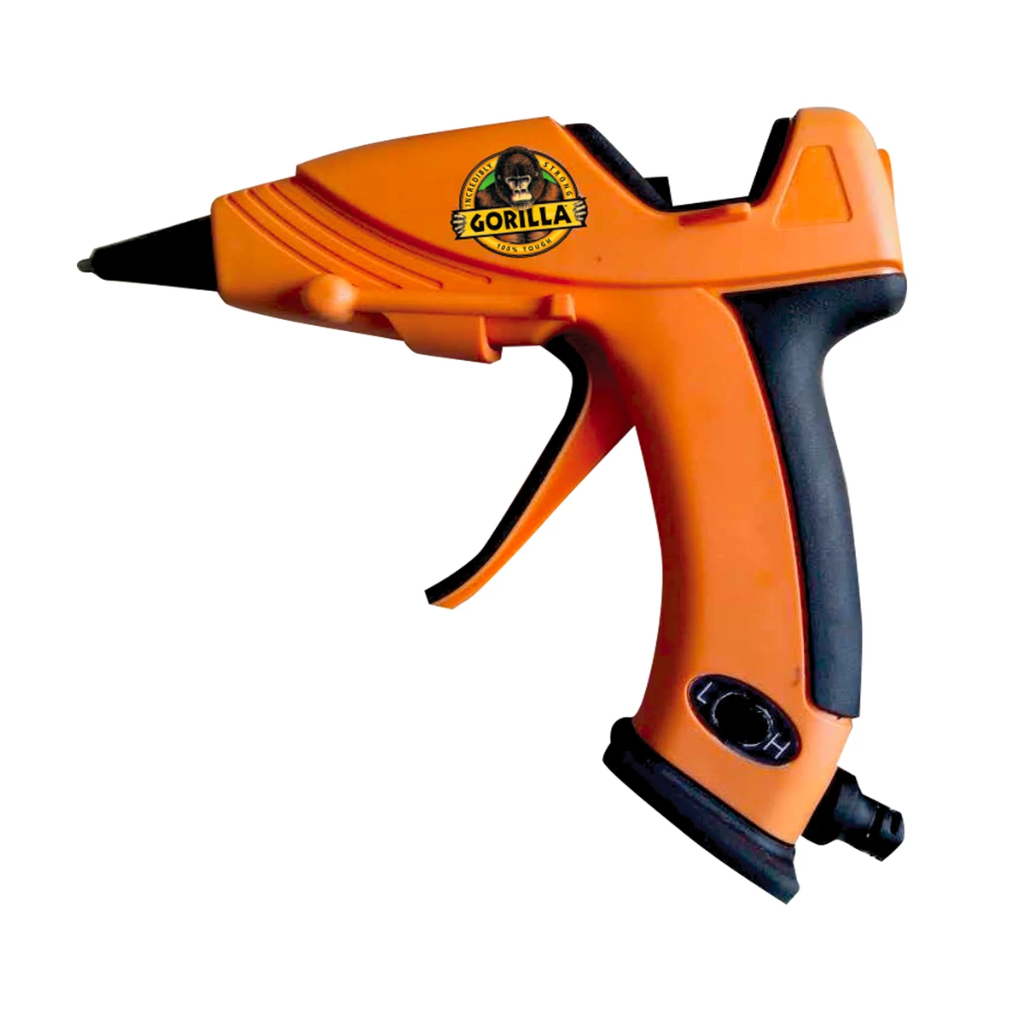 Gorilla Glue: Dual-Temperature Mini Glue Gun