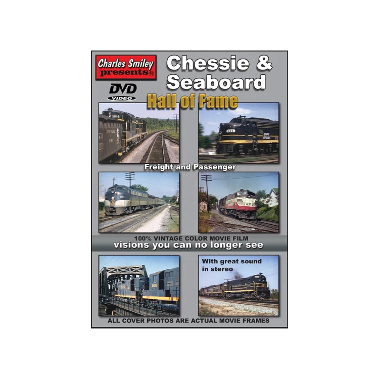 DVD: Chessie and Seaboard Hall of Fame