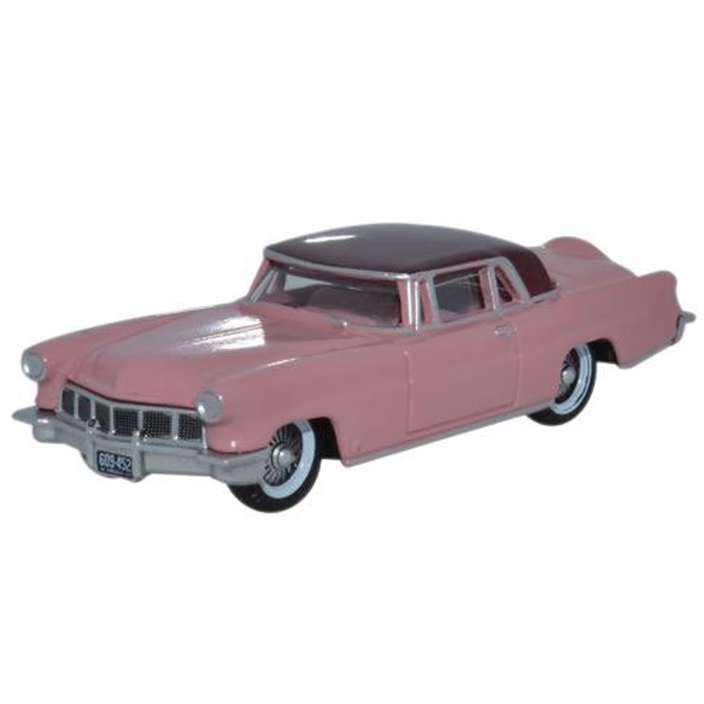 HO Scale: 1956 Lincoln Continental - Amethyst, Dubonnet