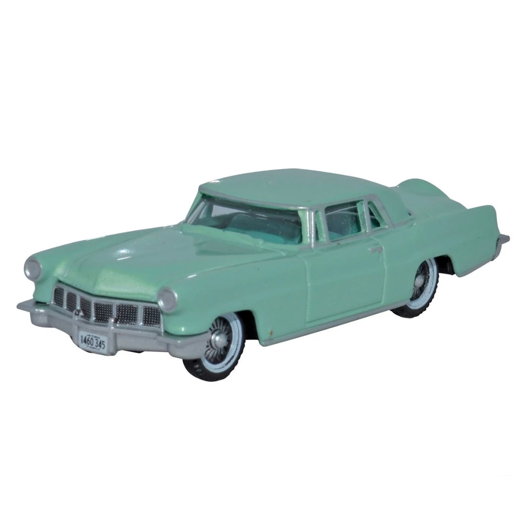 HO Scale: 1956 Lincoln Continental - Summit Green