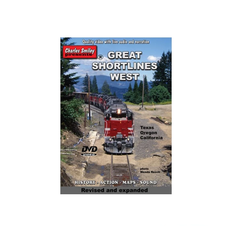 DVD: Great Shortlines West