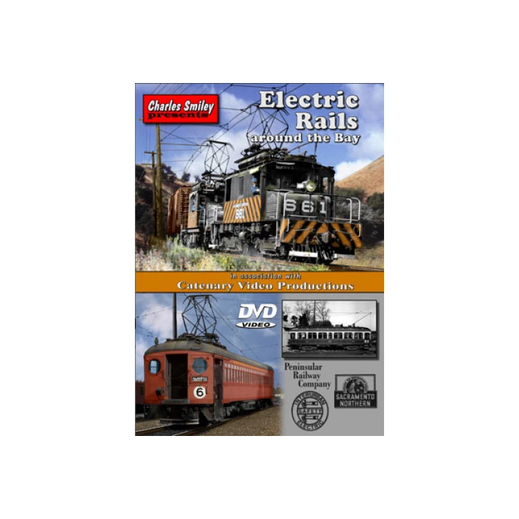 DVD: Electric Rails around the Bay