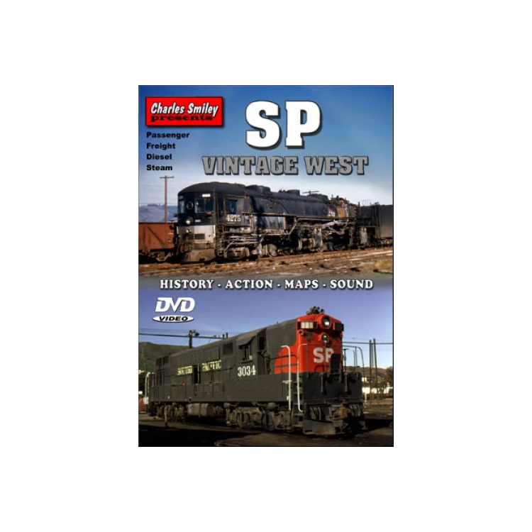 DVD: SP Vintage West