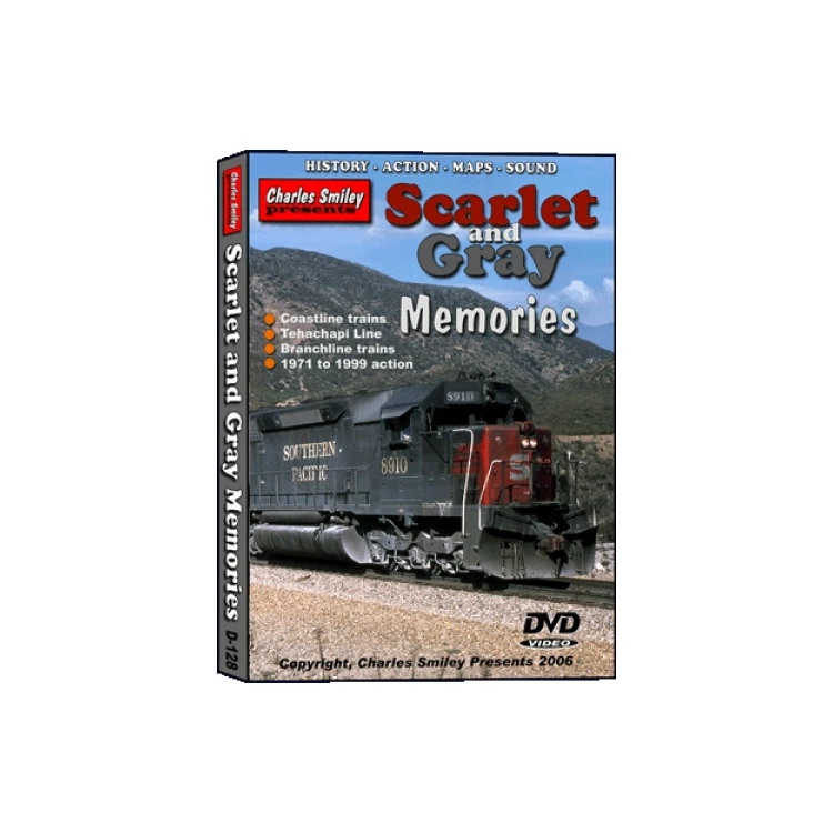 DVD: Scarlet and Gray Memories