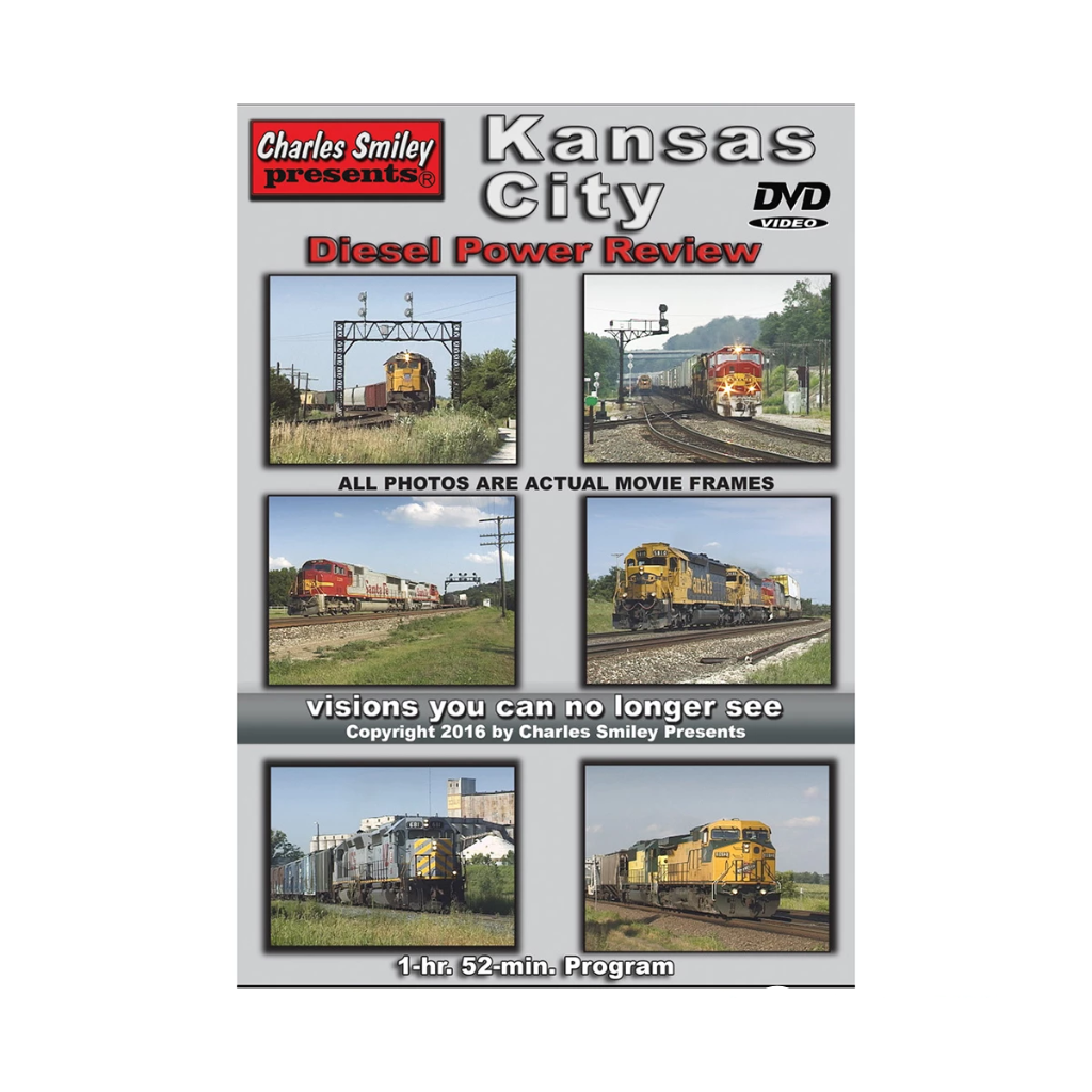 DVD: Kansas City Diesel Power Review