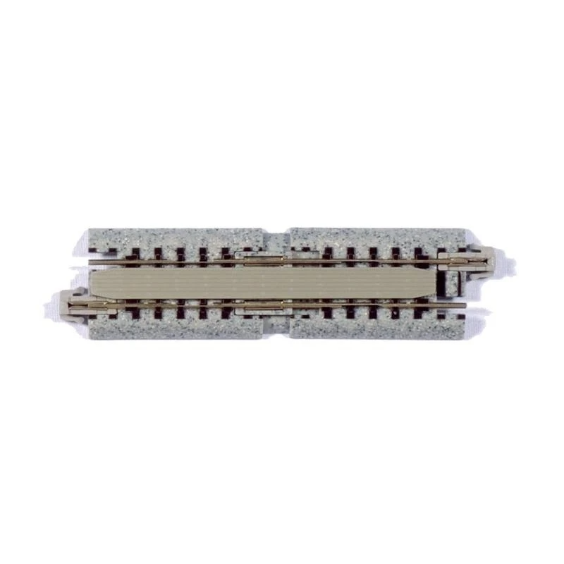 N Scale: Kato Unitrack - Single Track - Straight Roadbed Expansion Track
