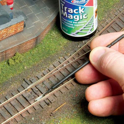 Track Magic Liquid Track Cleaner