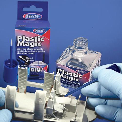 Plastic Magic Adhesive