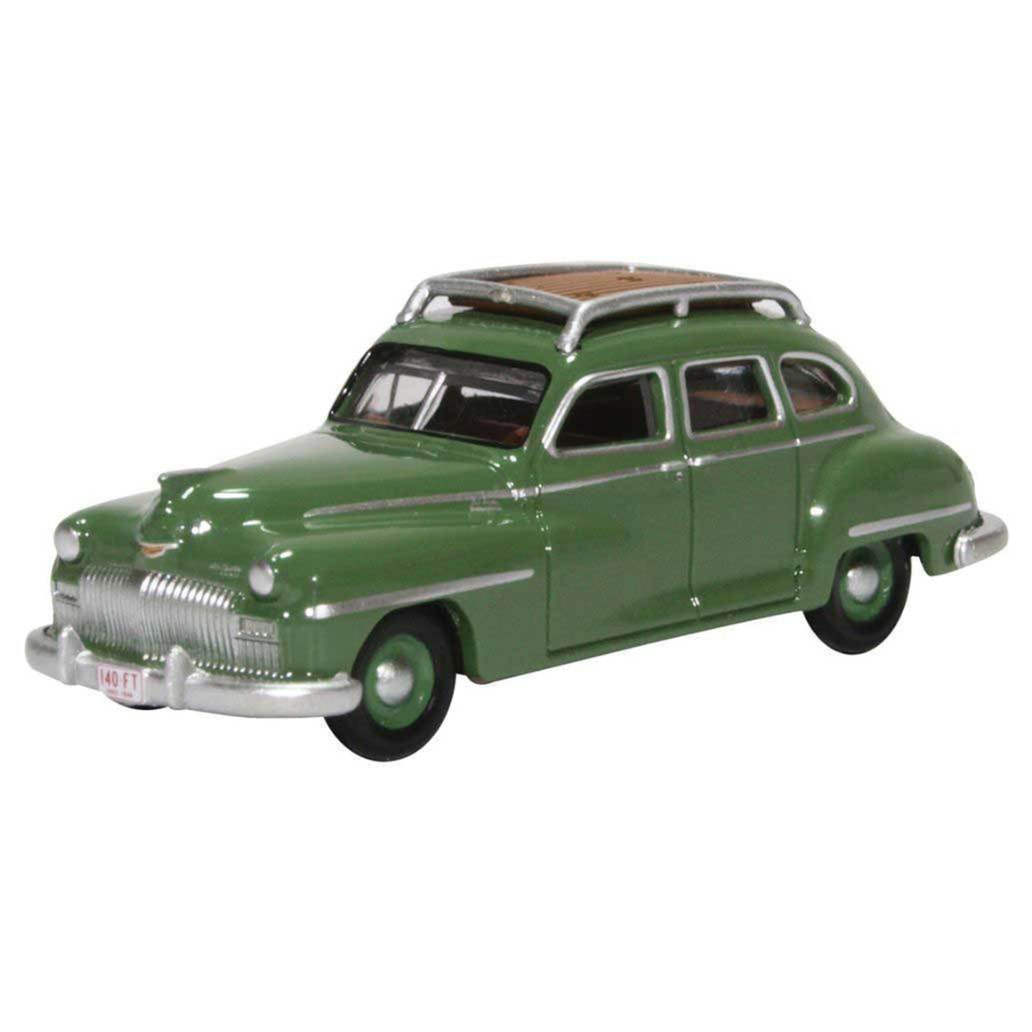 HO Scale: 1946-1948 Desoto Suburban Sedan - Noel Green