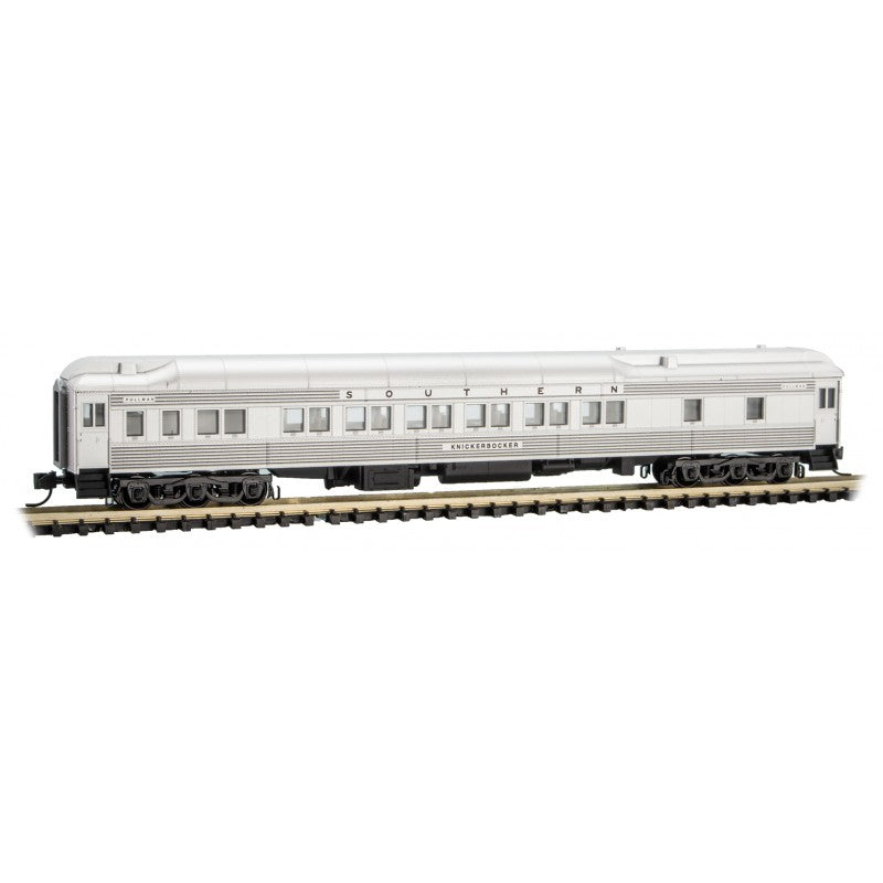 N Scale: 12-1 Heavyweight Sleeper Car - Southern - Knickerbocker