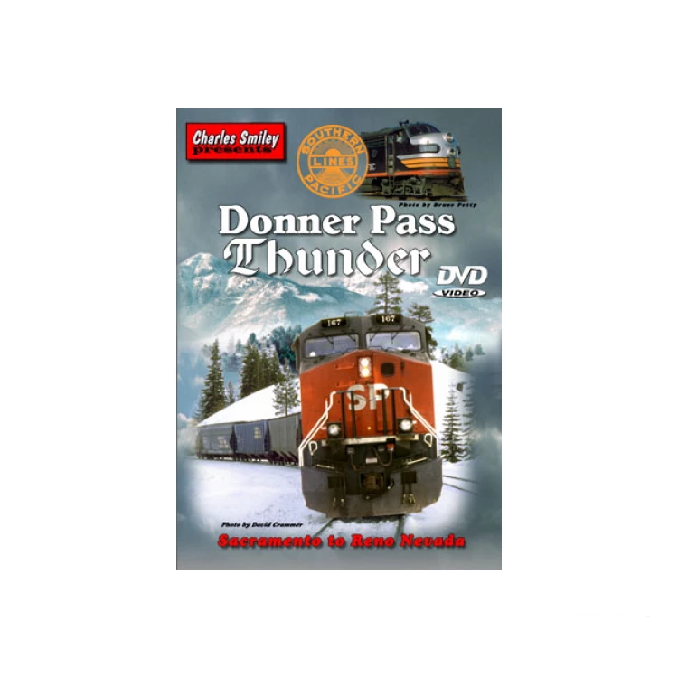 DVD: Donner Pass Thunder