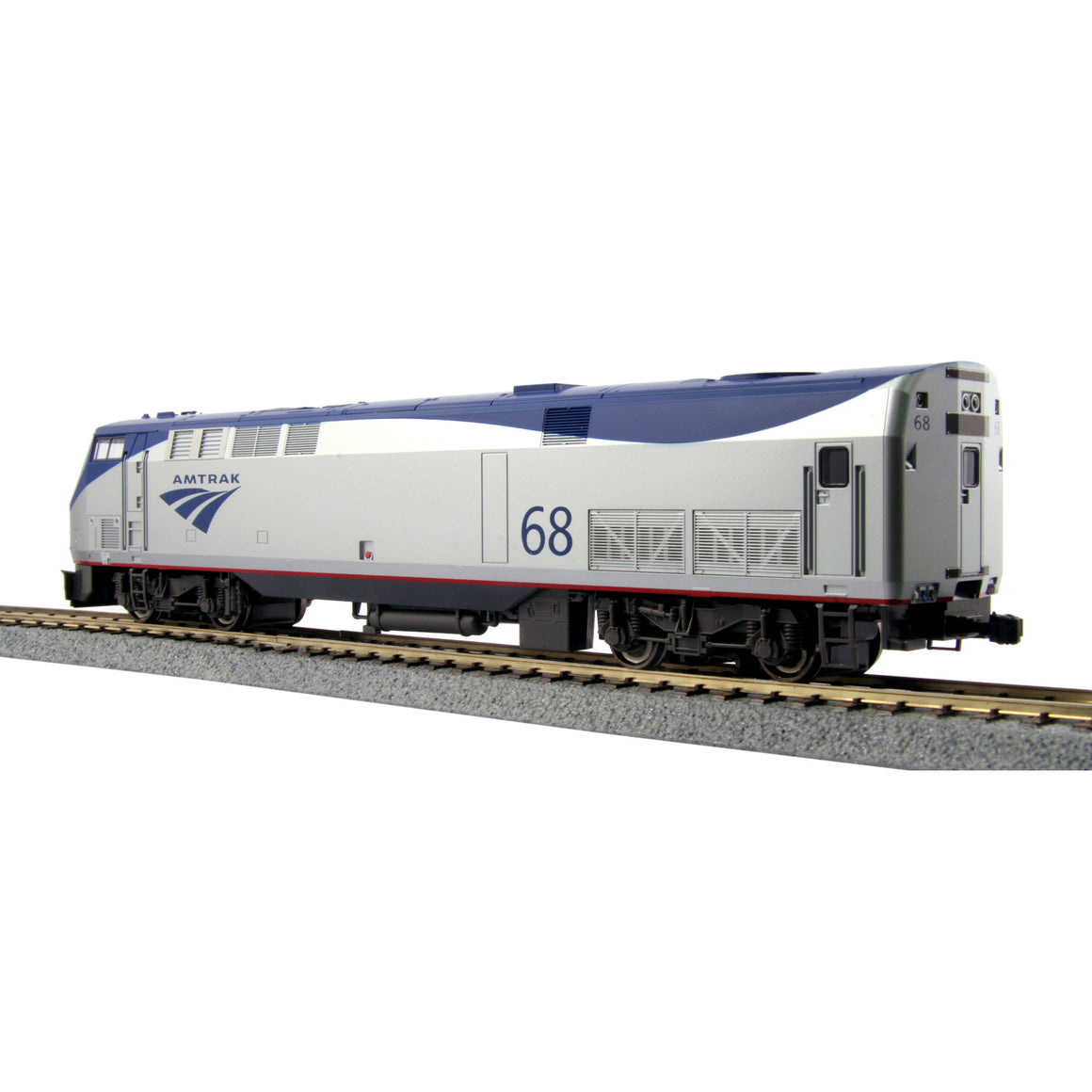 HO Scale: GE P42 Genesis - DCC Ready - Amtrak
