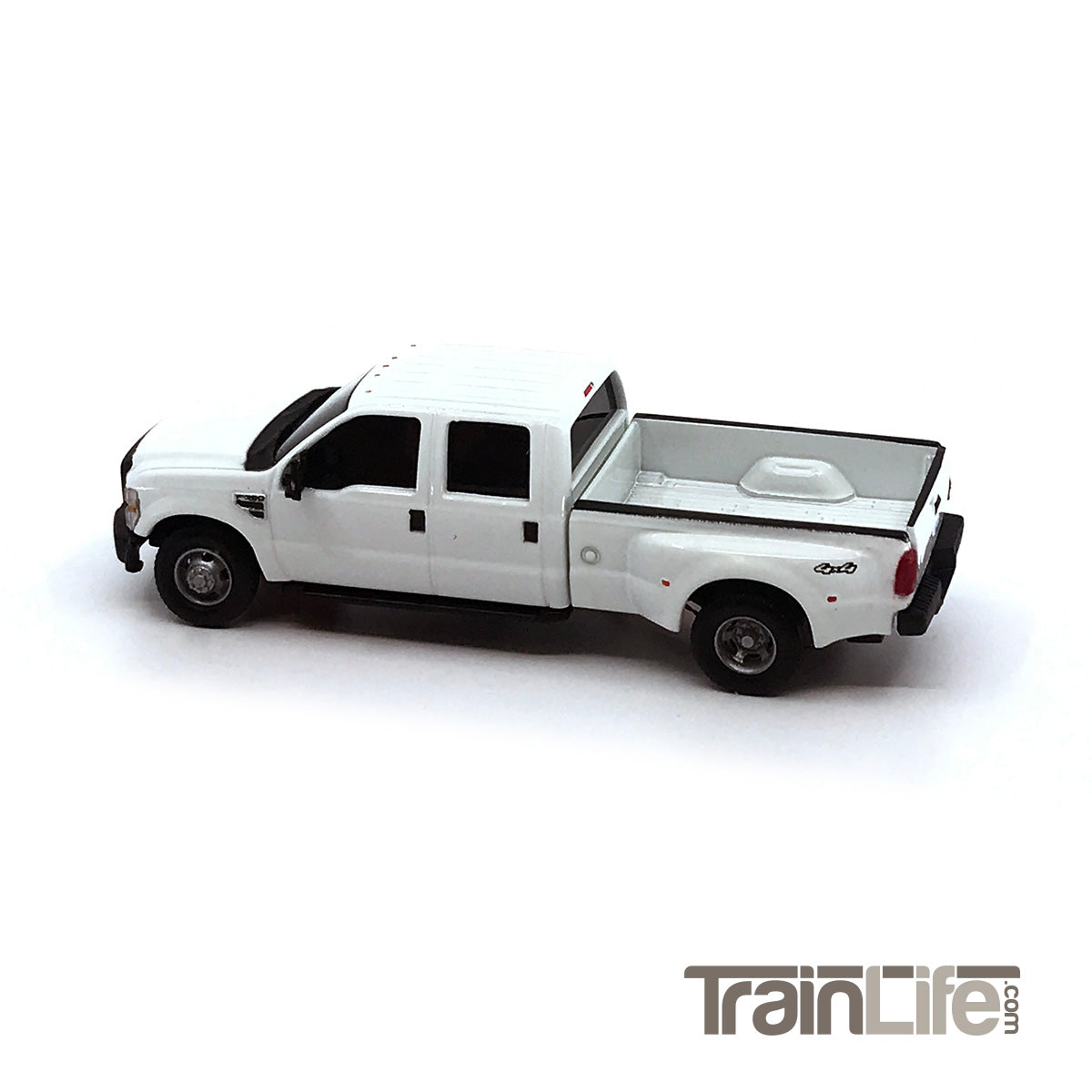 Ho scale lighted ford f350 crew cab dually truck white ho scale lighted ford f350 crew cab dually truck white publicscrutiny Image collections