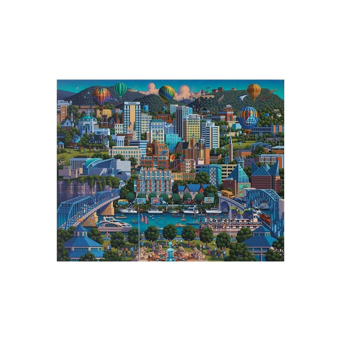 Puzzle: Chattanooga - Dowdle