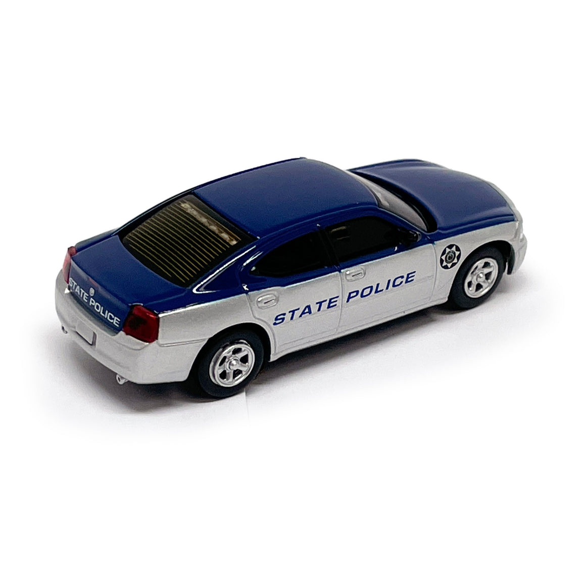 HO Scale: Lighted - Dodge Charger - State Police