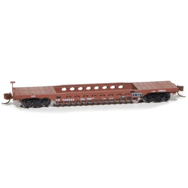 N Scale: GSC 60-Ton Well Car - Conrail