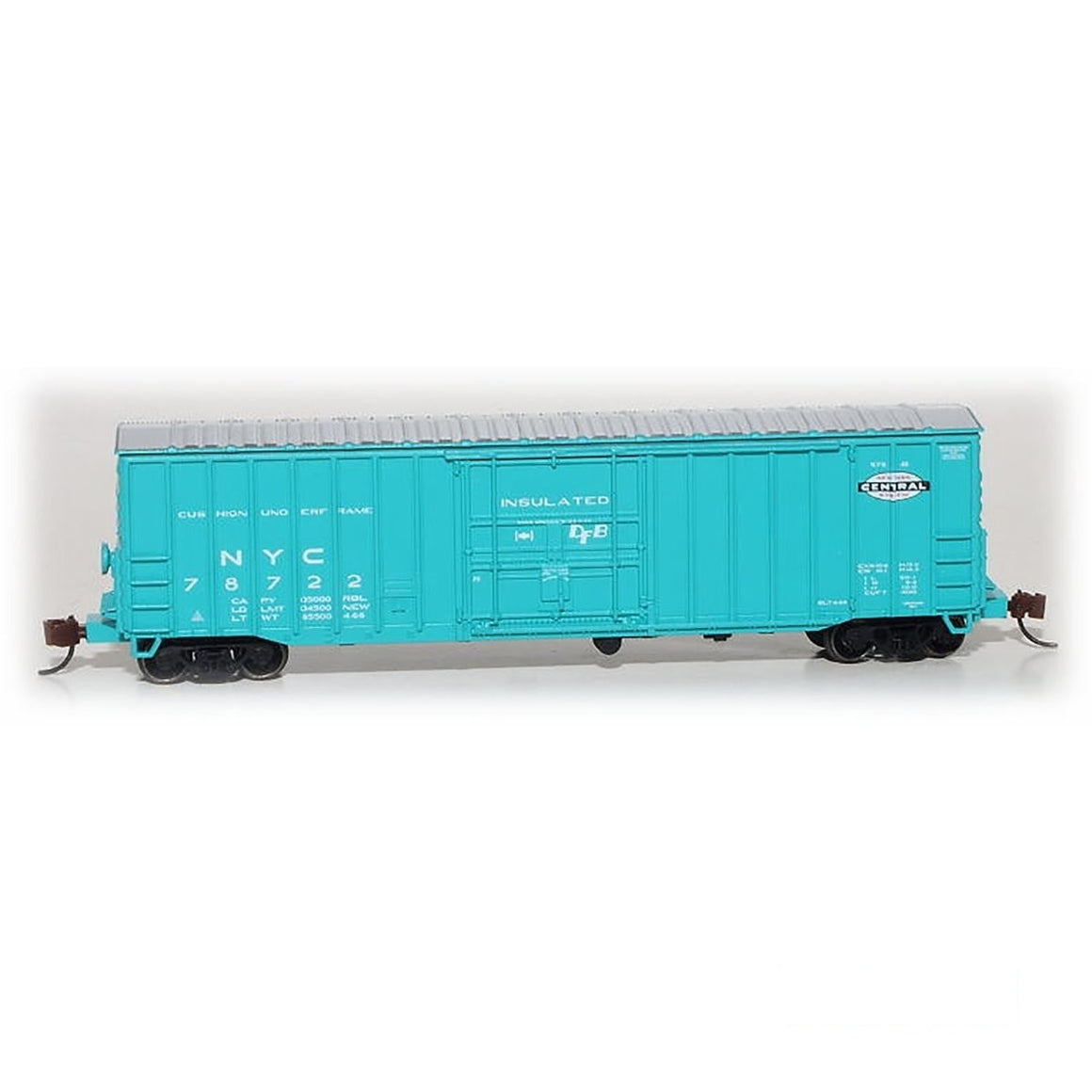 N Scale: Despatch Shops 50' Boxcar - Class X65 - New York Central