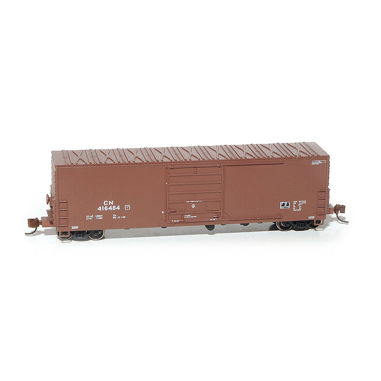 N Scale: USRE Class X72 Boxcar - Canadian National