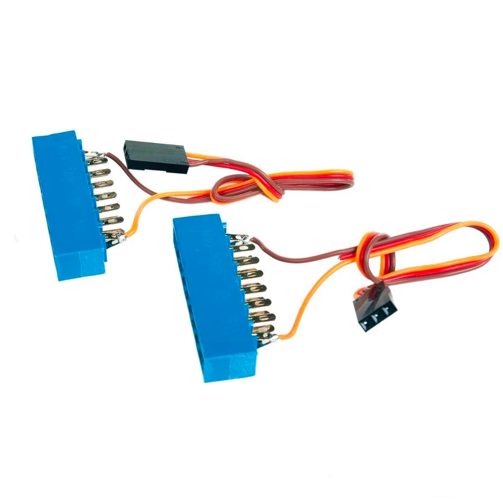 Edge Connector for Tortoise Switch Machines - Walthers Layout Control System