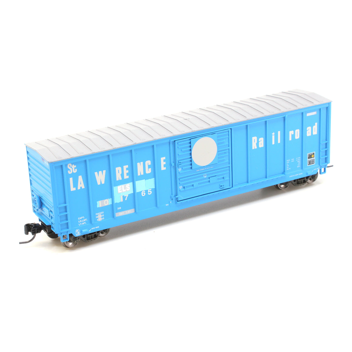 N Scale: PS 5277 50' Boxcar - Escanaba & Lake Superior
