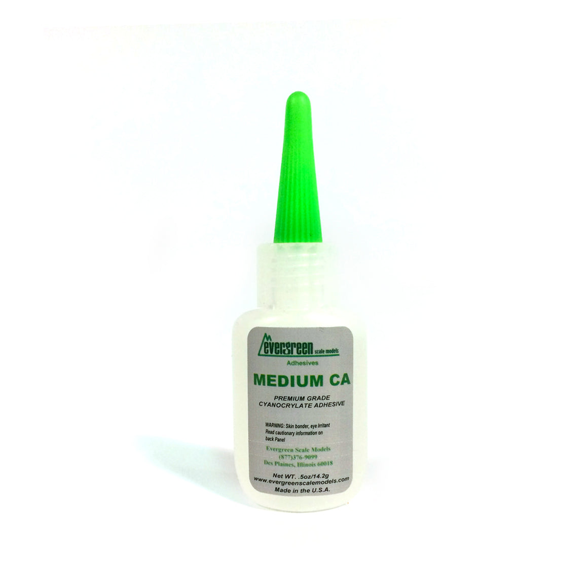 CA Adhesive - 0.5 Oz. - Various Viscosities